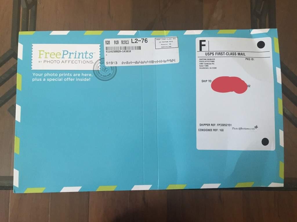 i got my freeprints k pop amino
