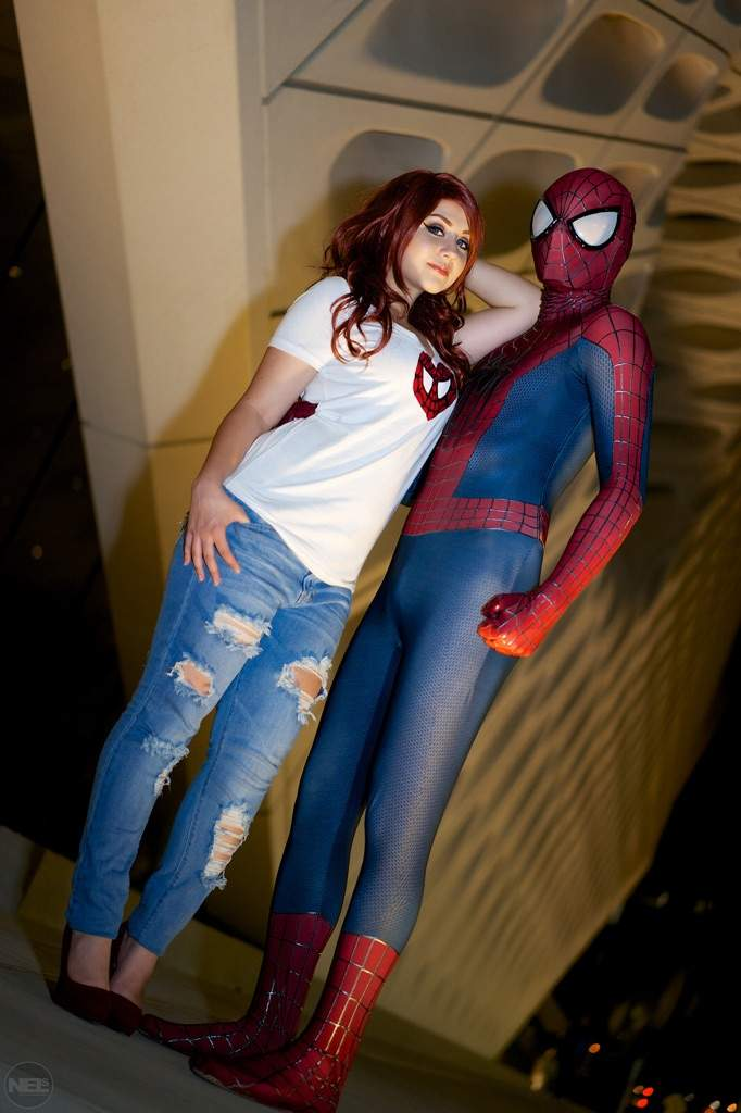 My Anime Pics: Beke Jacoba as Spider Mary Jane (Spider-Man)