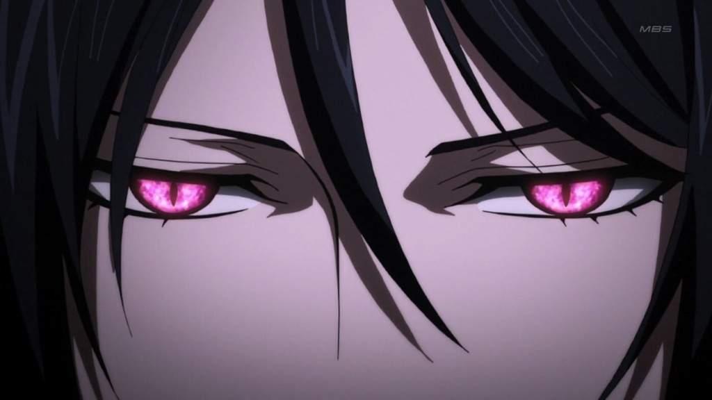 Anime Galleries dot Net - Sana Kuchiki/Sana's Demon eye ... |Anime Demon Eyes
