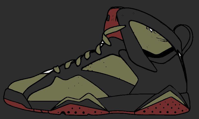 Download Air Jordan Coloring Book