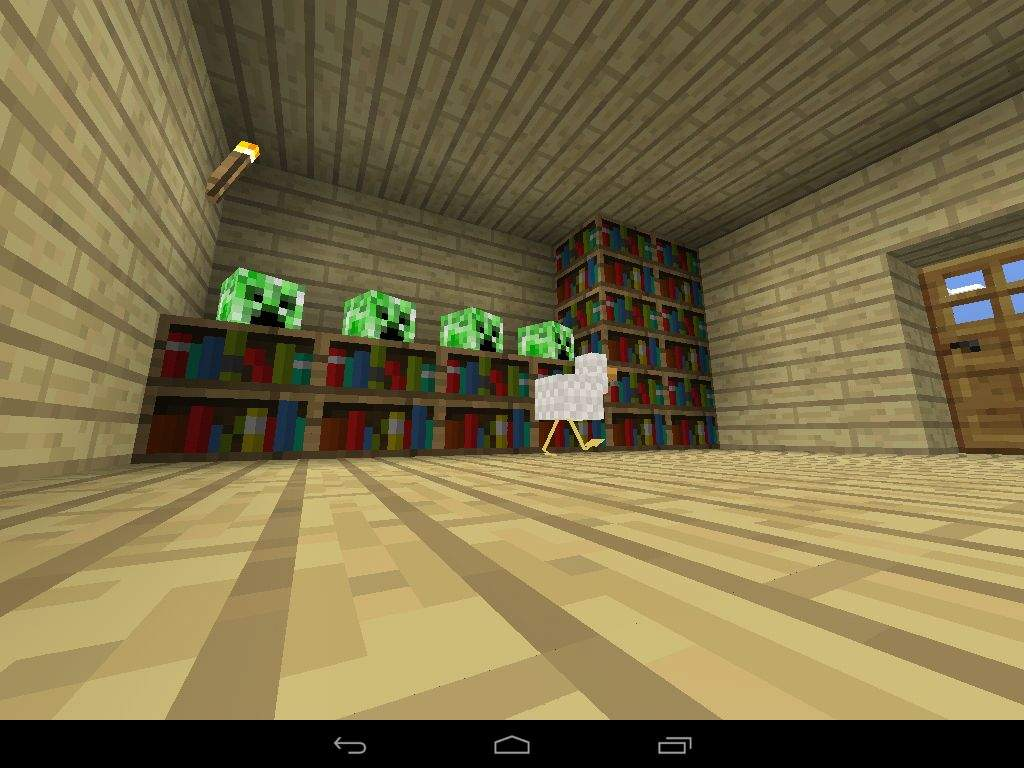 How to shrink in mcpe tutorial minecraft amino ever wanted to be smaller than a chicken or be as small as an ant now you can with these simple steps baditri Image collections