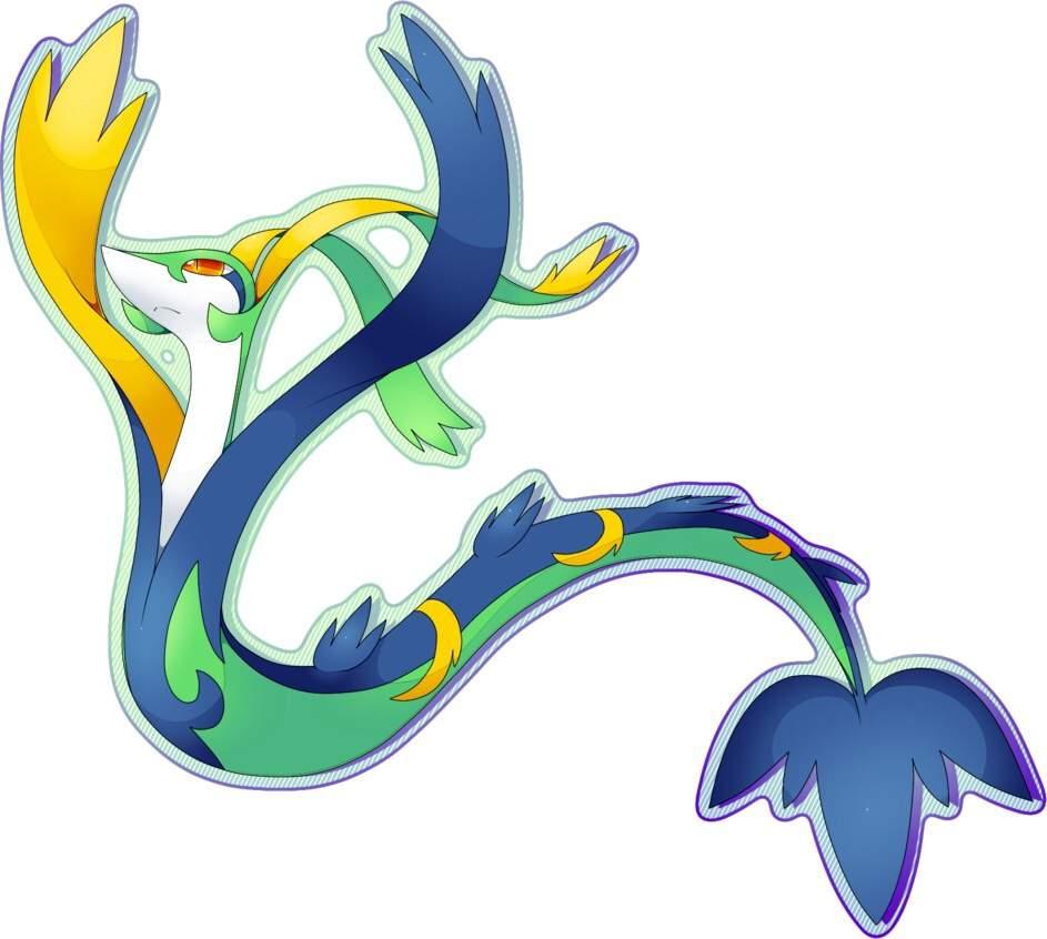 Unova Region Starters Mega Evolution Concepts | Pokémon Amino