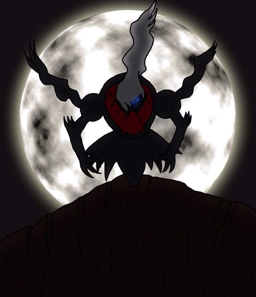 pokemon that are not truly evil darkrai pokémon amino