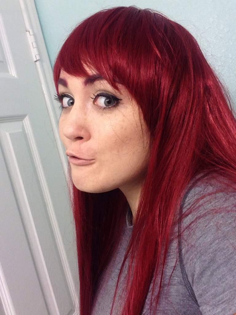 Scarlet Red Hair Dye Topsimages