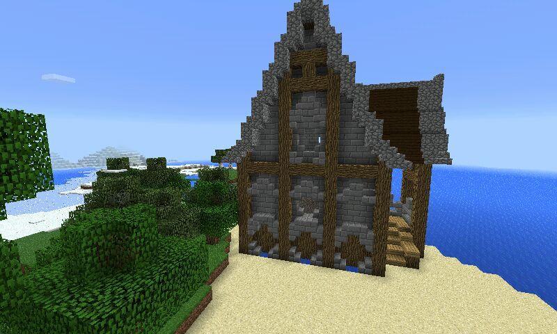 Old Style House Minecraft Amino