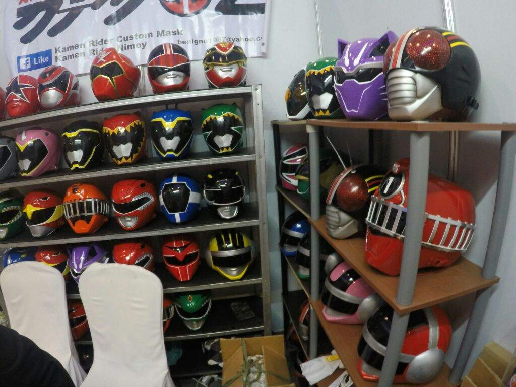 Custom Comic And Super Sentai Helmets Comics Amino