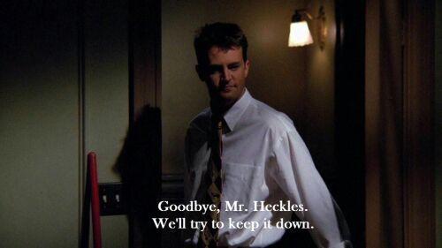Chandler Bing Season 10