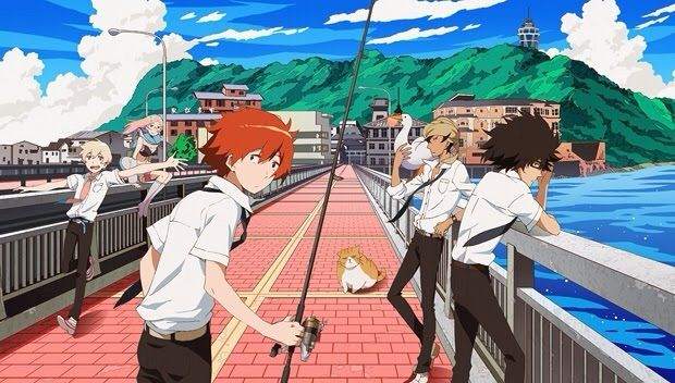 Image result for anime vacation