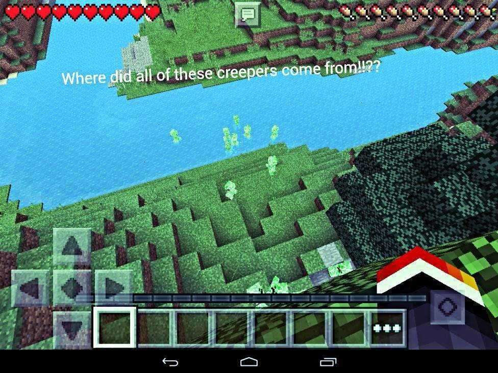 how long is a day in minecraft pe