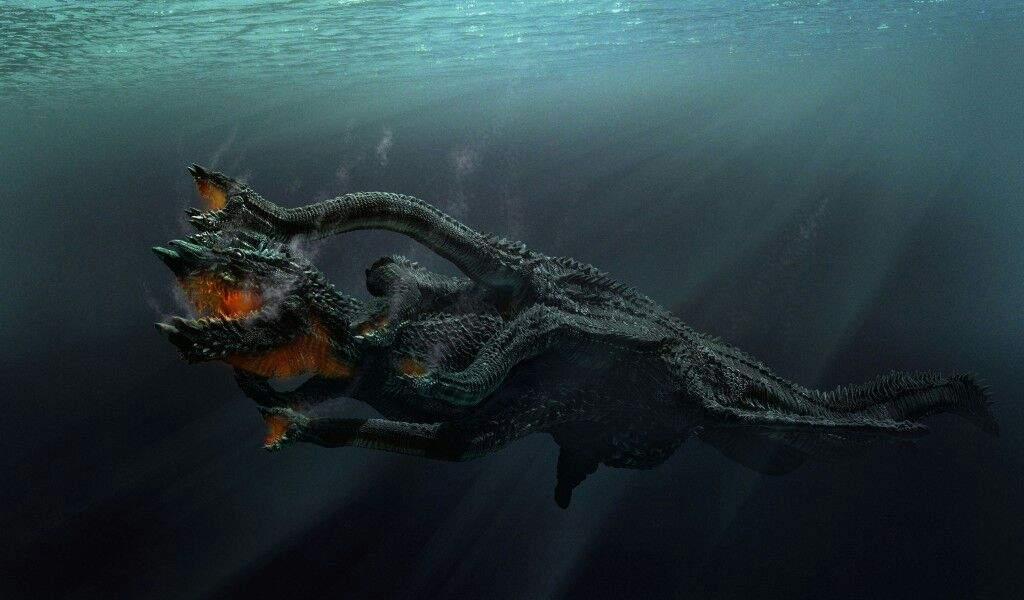 Leviathan Trueform | Supernatural Amino