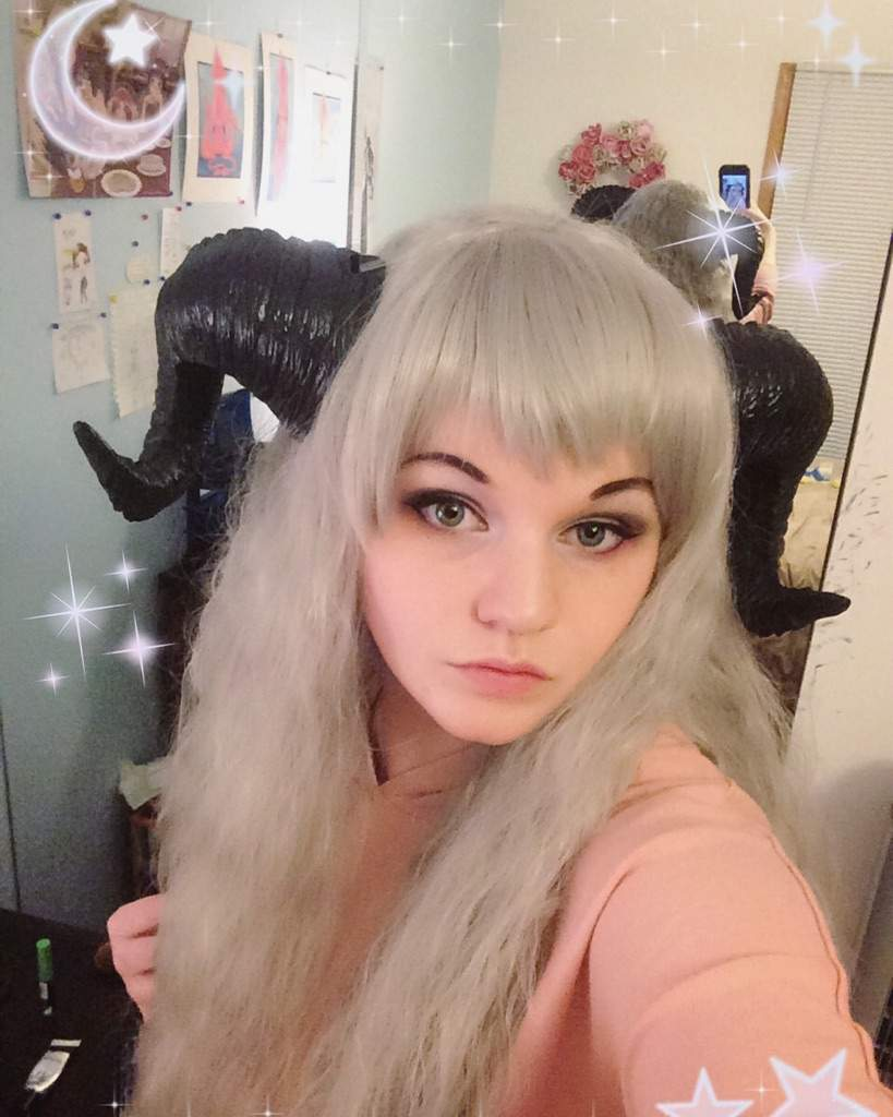 Ram Horns Arrived Cosplay Amino