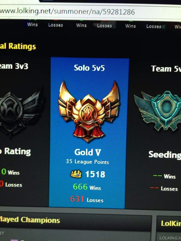 666 wins in solo que ranked | League Of Legends Official Amino