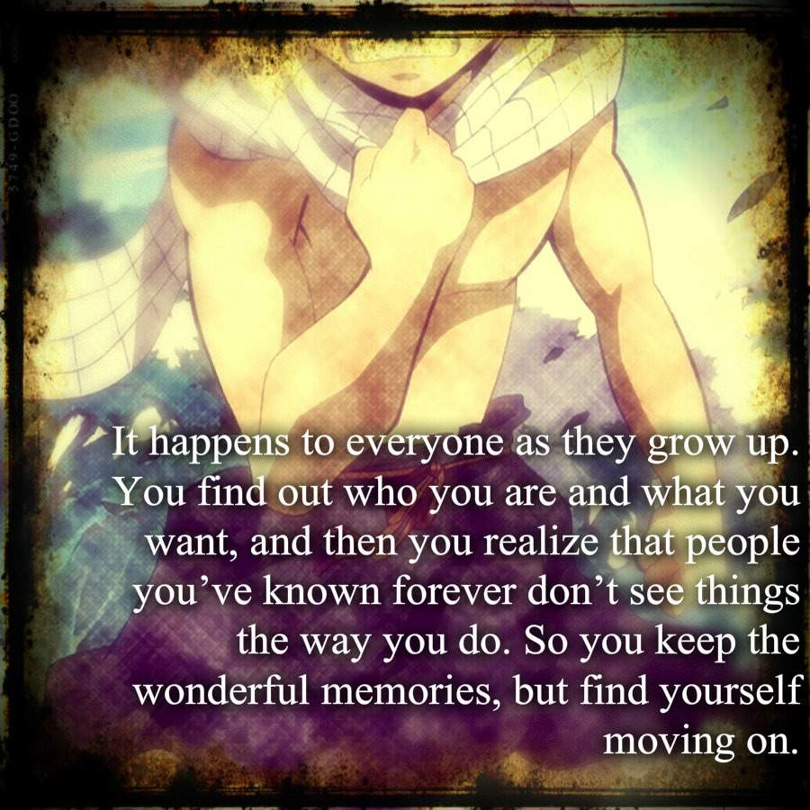 Natsu quotes. | Anime Amino