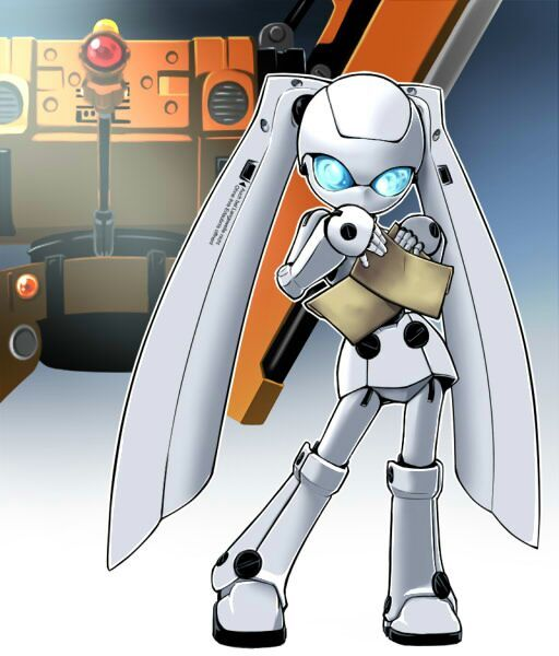 what s your favourite anime robot girl anime amino