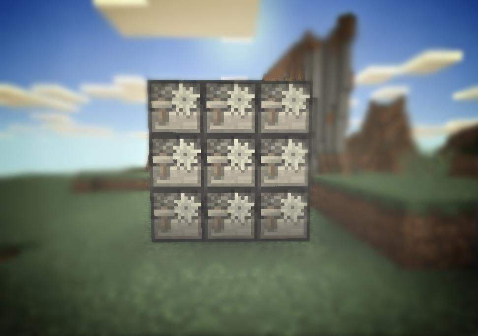 How To Make A Stonecutter In Minecraft For Today Heard That In 013 There Will Be No More Stonecutter So Just Wanted To Say The Stonecutter Rest Peace Here Are Some Pictures About Rip Minecraft Amino