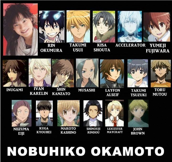 My Top 5 Male Voice Actors Anime Amino Mutsumi senpai from watashiga motete dousunda. my top 5 male voice actors anime amino