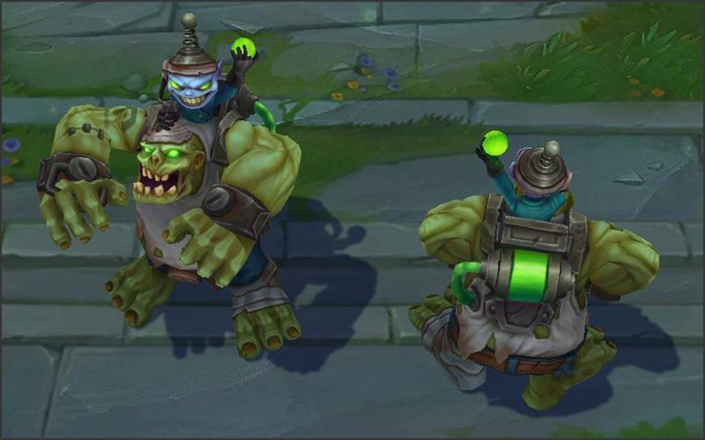 New Halloween Skin Teasers! | League Of Legends -- Official Amino