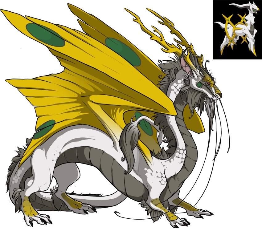 Is Arceus The True Pokémon God Pokémon Amino