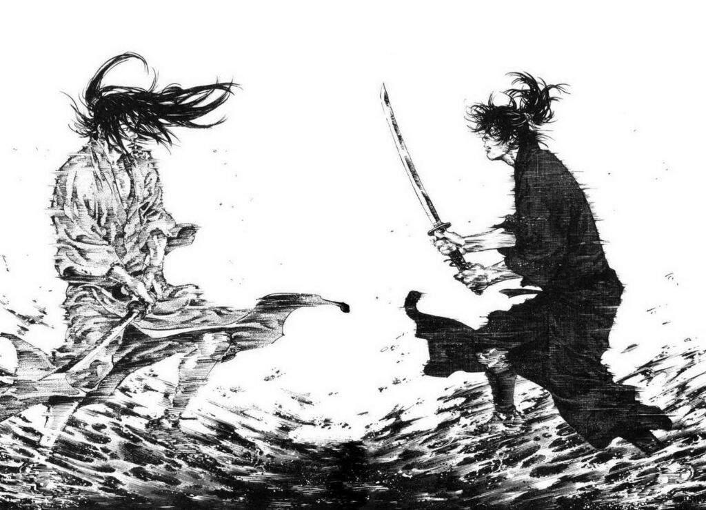 The Rivalry That Penetrates Even Cosmos Sasaki Kojiro VS Miyamoto Musashi Hajime