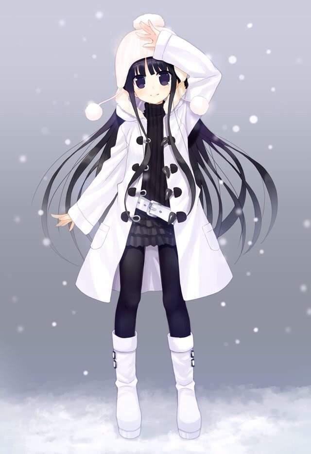 Anime Fashion Girls Winter Outfits Anime Amino
