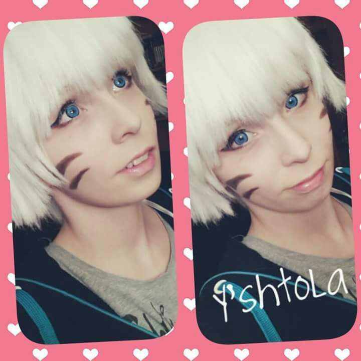 Make up Y'shtola from Final Fantasy XIV 》