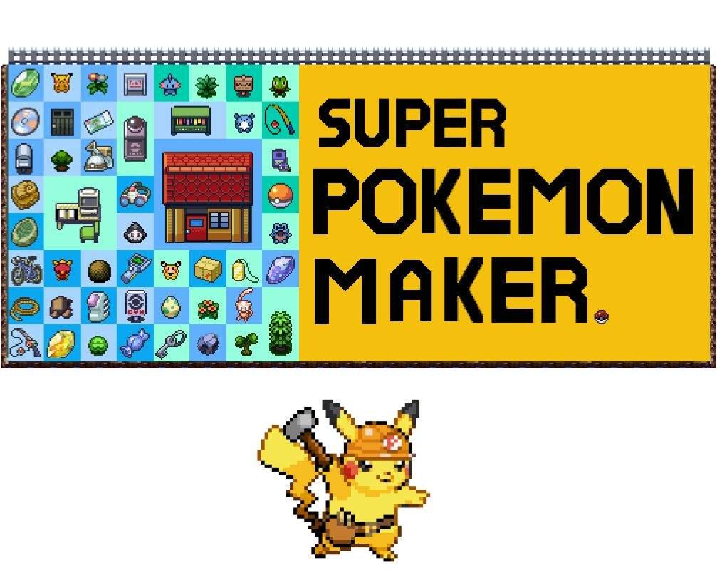 Super Pokemon Maker  Pok\u00e9mon Amino