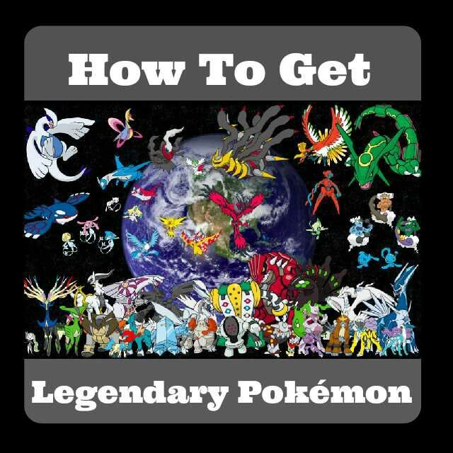 How To Get All Legendary Pokémon in HeartGold and SoulSilver | Pokémon Amino