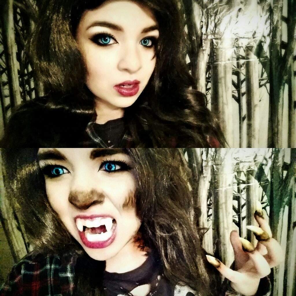 halloween makeup: werewolf | cosplay amino