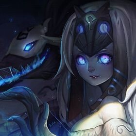 Kindred's Face👾 | League Of Legends Official Amino