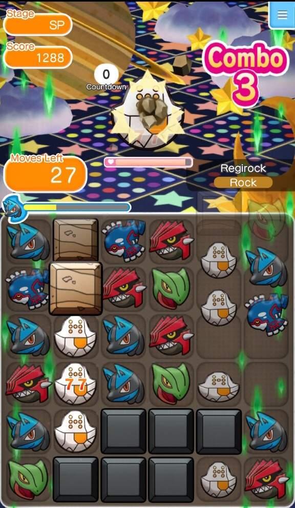 how to get regirock in pokemon platinum without event
