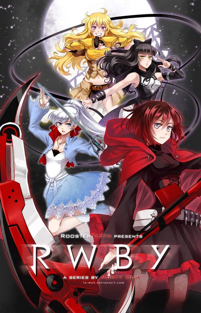 Ruby Same As The Characters Name It Takes Place In Vale Or More Specifically Beacon Academy An Illustrious School That Trains Hunters And Huntresses