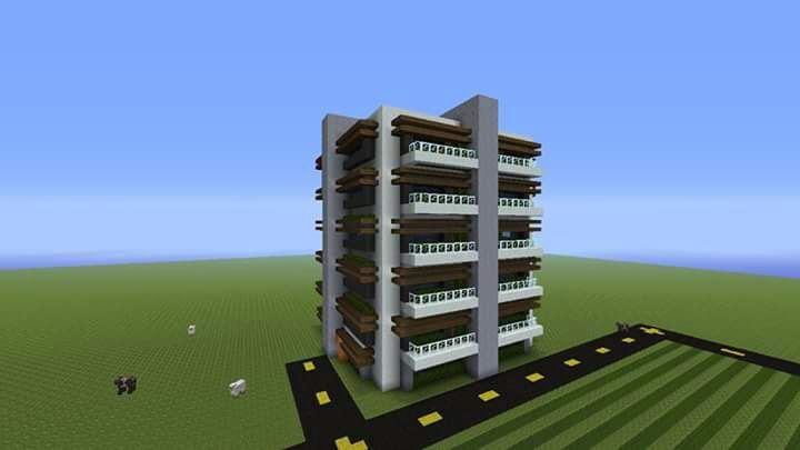 . Modern Apartment   Minecraft Amino