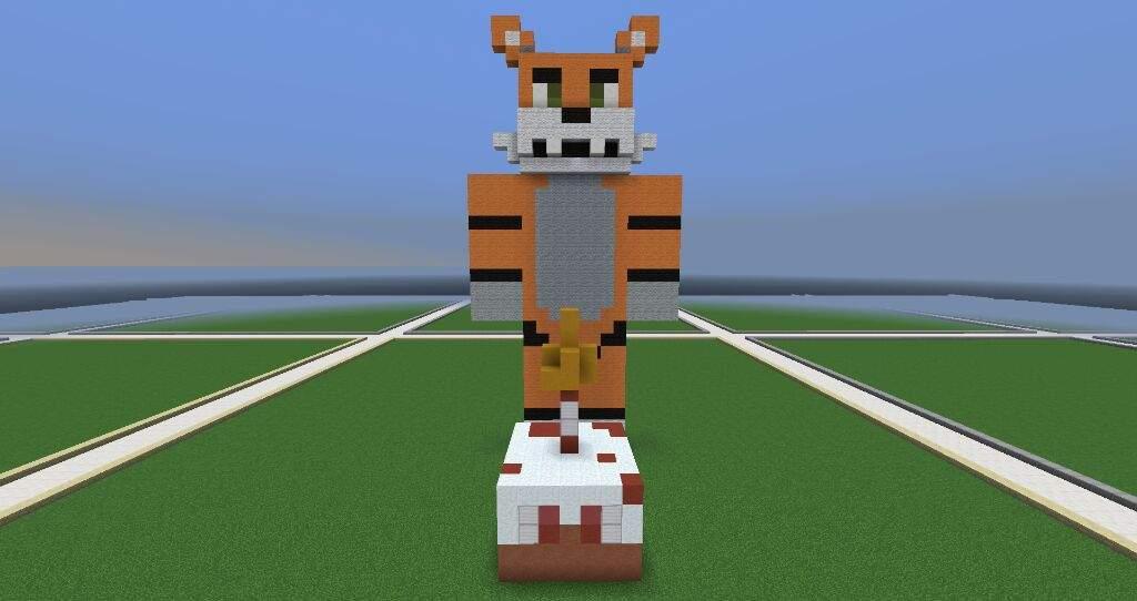 FNAF Stampylonghead Statue Tutorial | Minecraft Amino