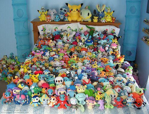 c738707a Your favorite piece of Pokemon merchandise? - General Pokémon ...