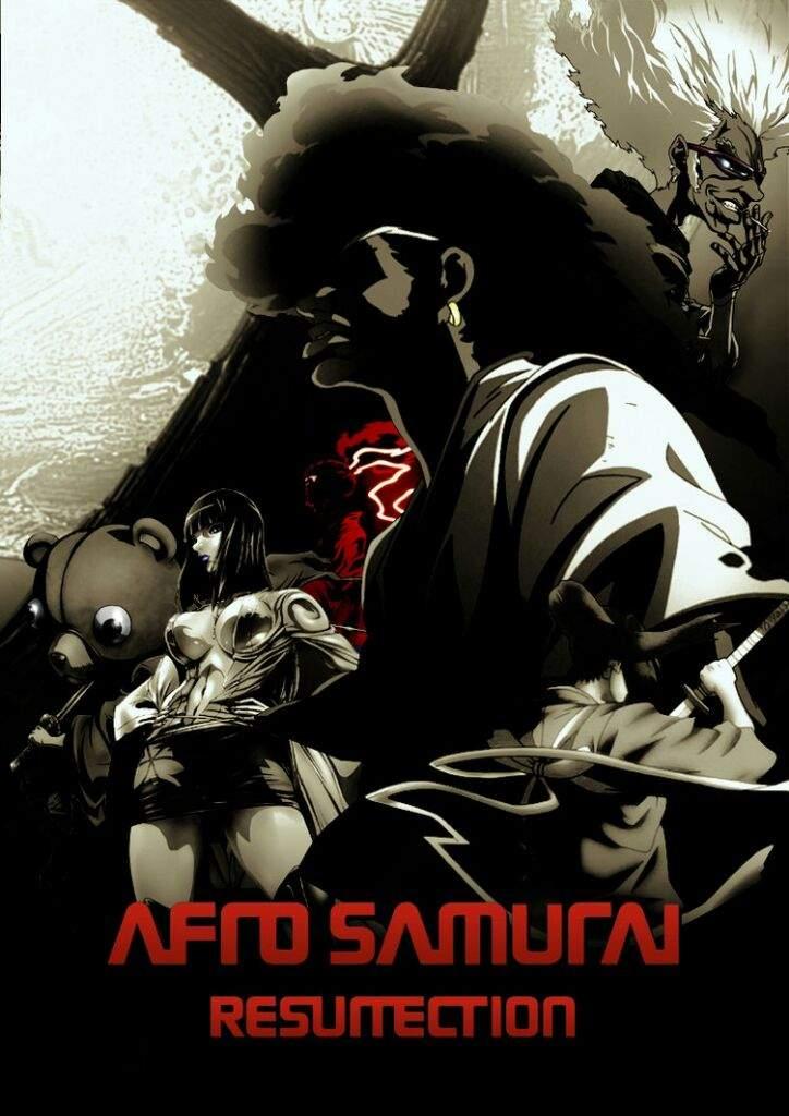 Is Afro Samurai Resurrection Canon Anime Amino