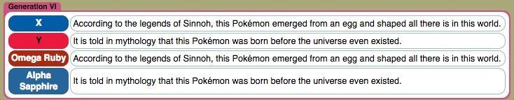 Arceus Not The Real God Theory Pokémon Amino