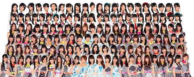 how many members of akb48