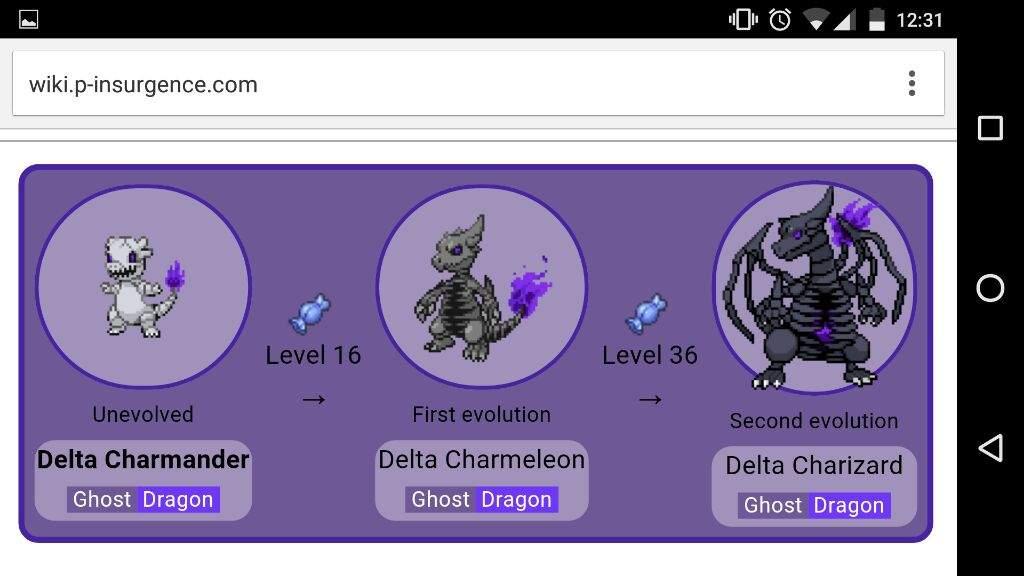 Pokemon Insurgence Pok 233 Mon Amino