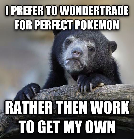 how to get wondertrade in pokemon y
