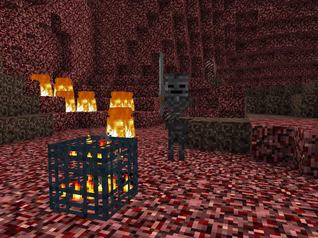 Wither Skeleton Epicness Minecraft Amino