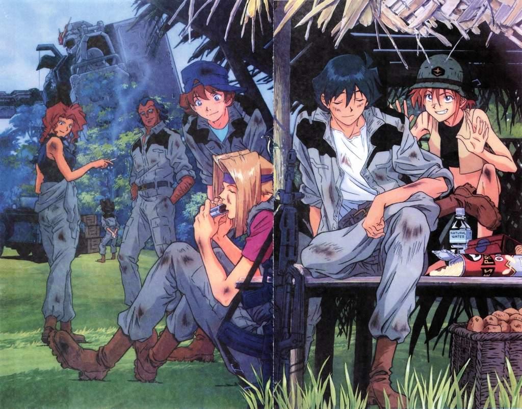 Inside The Earth Federation   Anime Amino