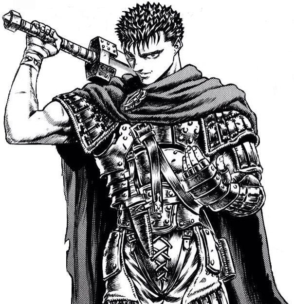 CHARACTER ANALYSIS: Guts