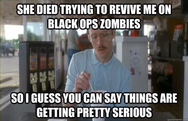 Funny Cod Zombie Memes : Black ops 2 zombies memes video games amino