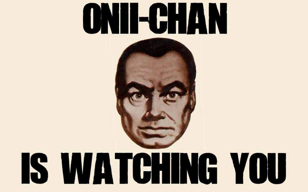 Big Brother Is Watching You Anime Amino
