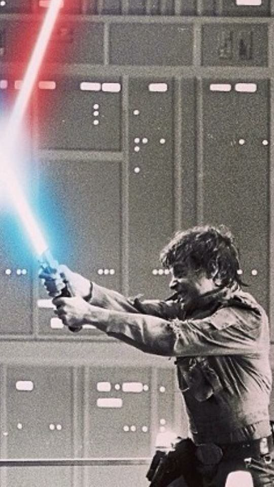 Well Here Are Sum Cool Wallpapers I Made Hope U Like Darth Vader Goes On The Lock Screen And Luke As Home