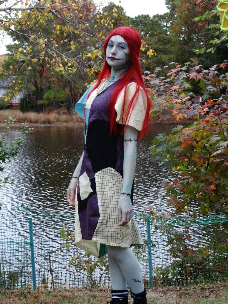Sally cosplay finished!! (Nightmare before Christmas) | Cosplay Amino