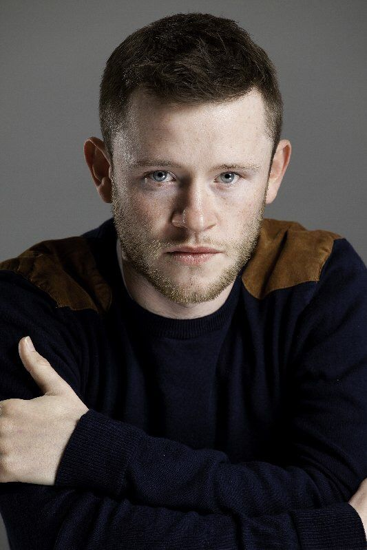 Devon Murray and alfred