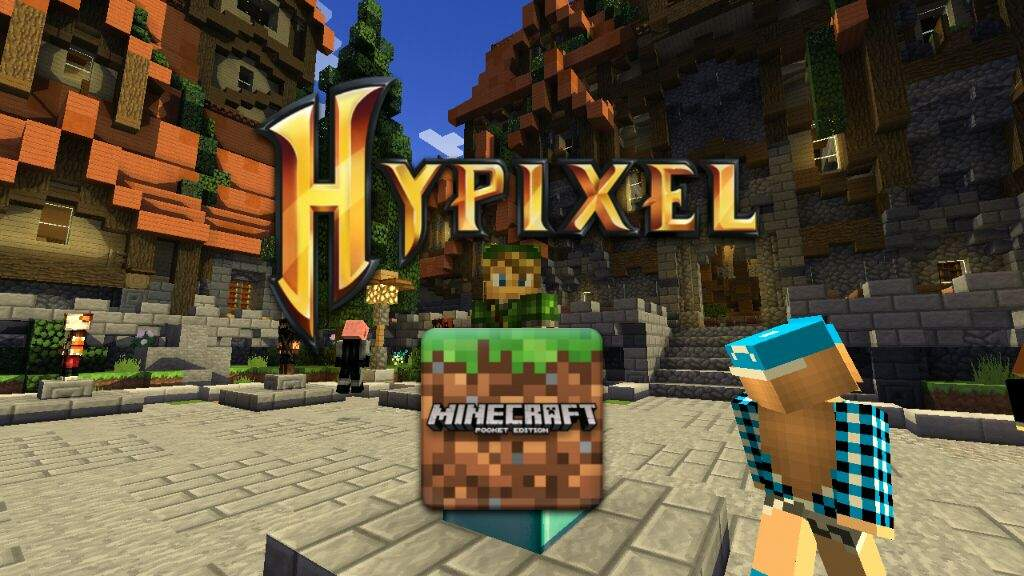 🔥Hypixel PE🔥 | Server Review!!!! | Minecraft Amino