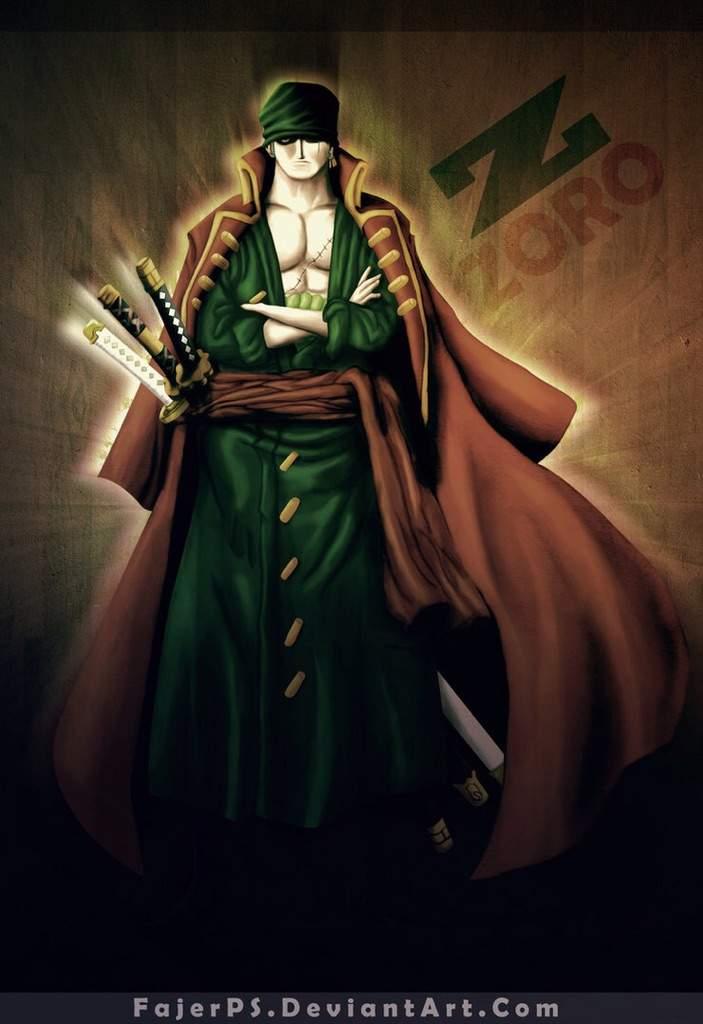 Rorona Zoro Wiki Anime Amino