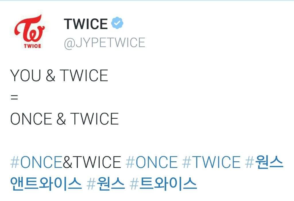 Twice Fandom Name